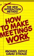 Image of How to Make Meetings Work